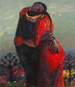 Colin Middleton - Manna (1951)