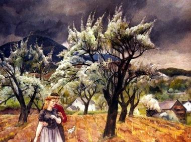 Leon Kroll - Romance de primavera