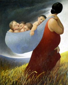 Margarita Sikorskaia - Harvest
