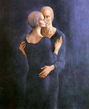 Montserrat Gaudiol - Abrazo