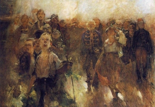 Simon Hollosy - The Rakoczi March (1899)
