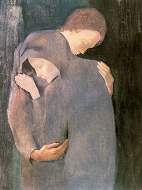 Montserrat Gaudiol - Abrazo (1975)