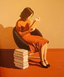 Pablo Gallo - Lectora compulsiva