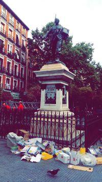 2015 (08) Madrid 90 Plaza cascorro