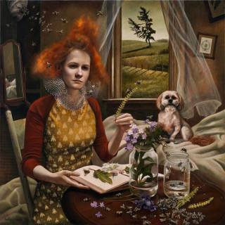 andrea kowch - queen's court