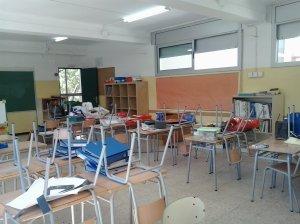 Escola buida