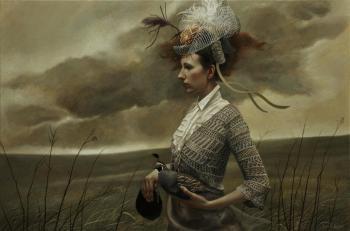 andrea kowch - Her Fancy