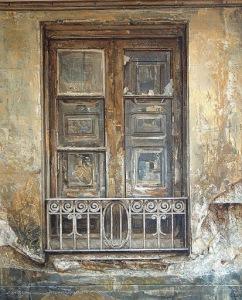 Antonio Capel - ventana