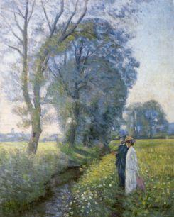 Elin Danielson-Gambogi - Walk (1906)
