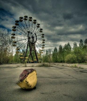 Chernobyl - parque de atracciones