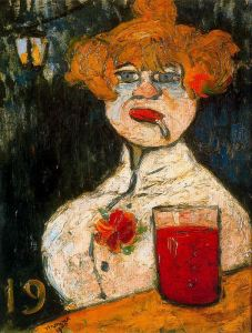 Maurice Vlaminck - The Bar