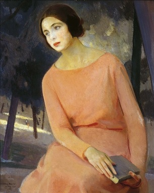 amedeo-bocchi-ritratto-di-bianca-in-rosa-1930