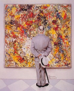 norman-rockwell-the-connoisseur-1962