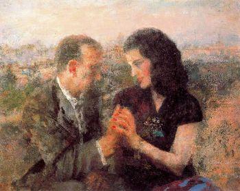 antonio-lopez-los-novios-1960