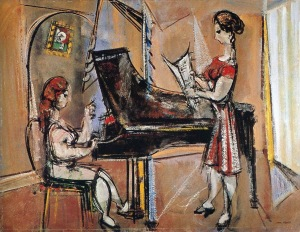 max-weber-leccion-de-piano
