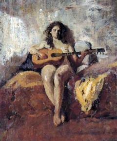 raffaele-ragione-nudo-femminile-con-chitarra