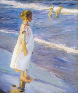 sorolla-nina-en-la-playa-1910