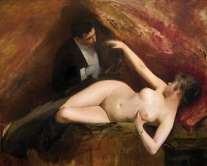 joan-brull-en-la-llotja-1904