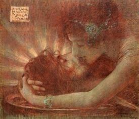 lucien-levi-dhurmer-salome-1896