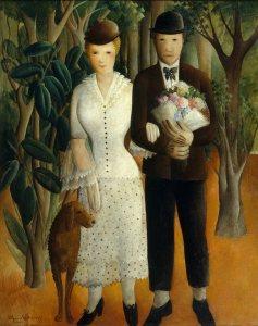 olga-sacharoff-recien-casados-1930