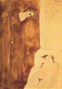 picasso-sleeping-nude-1904