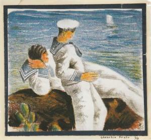 gregorio-prieto-munoz-marineros-1947