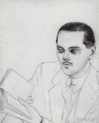 gregorio-prieto-munoz-retrato-de-luis-cernuda-1939