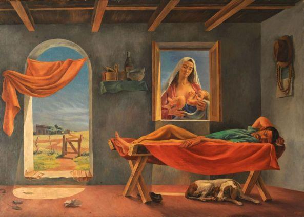antonio-berni-la-siesta-1943