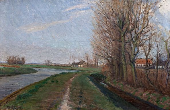 albert-gottschalk-afternoon-in-april-1897